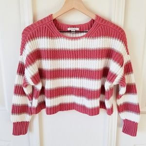 American Eagle Cropped and Boxy Sweater